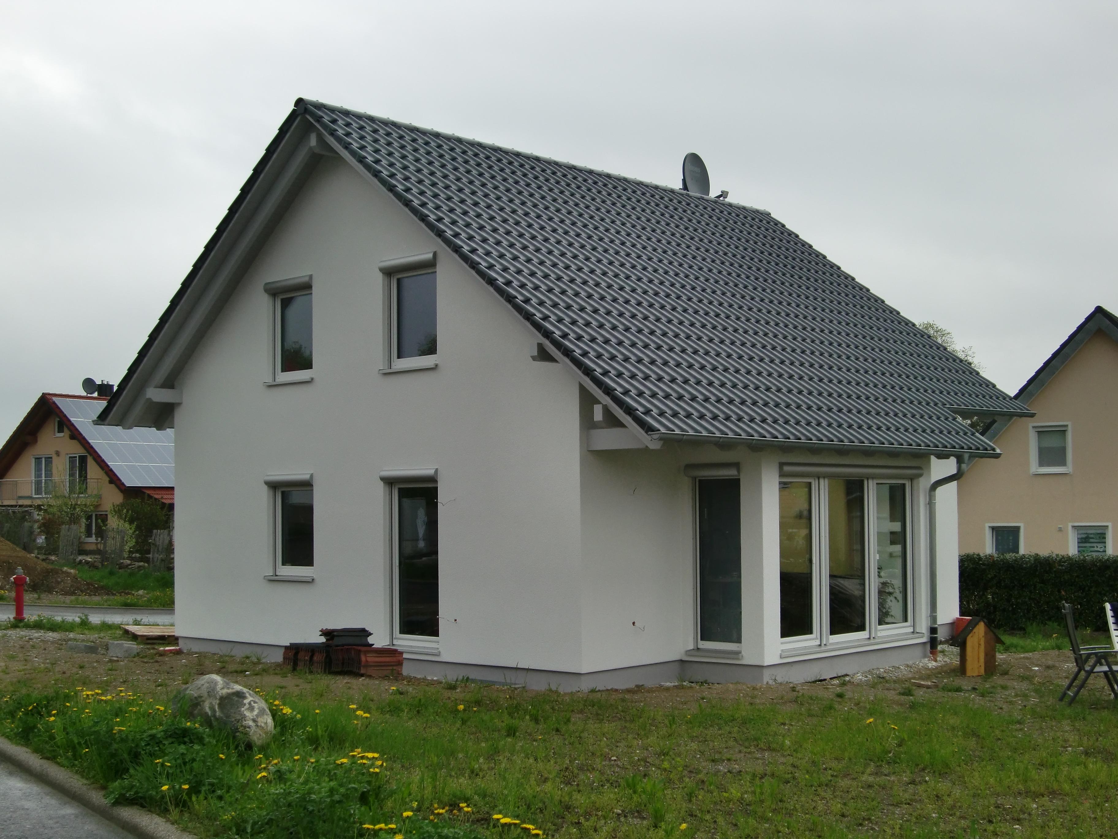 Haus vom Süd-Westen